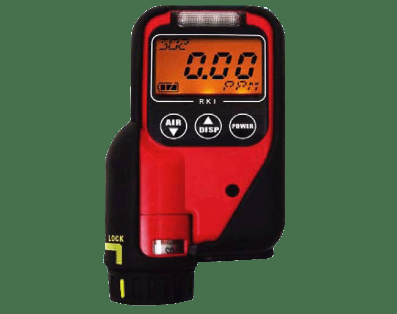 Detector inteligente de gases Tóxicos SC-01