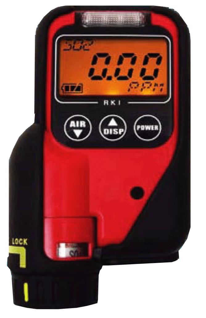 Monitor Inteligente de gases Tóxicos SC-01