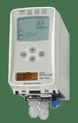Detector de gas fijo inteligente GD-70D