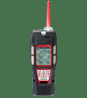 Detector multigas PID – GX-6000