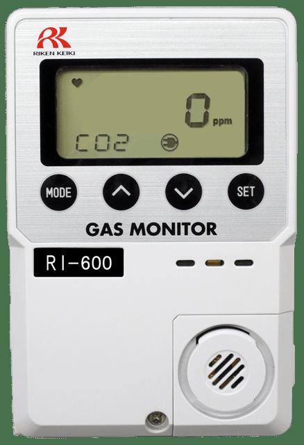 Detector digital de CO2 – RI-600
